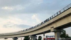 LRT Palembang, Proyek Rp 10 T yang Mogok 3 Kali