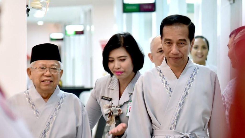 Jumlah Harta Jokowi-Maruf Tak Masuk Daftar 150 Orang Terkaya RI