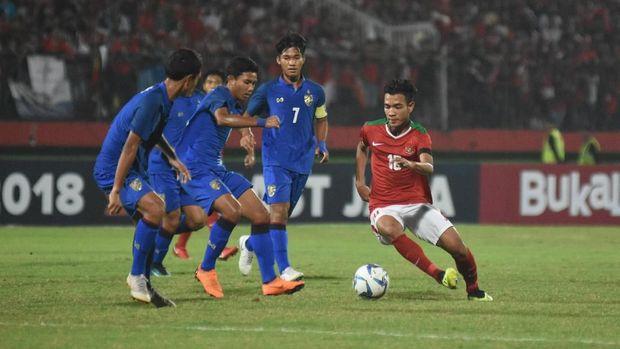 Timnas Thailand U-19 menjadikan turnamen segitiga untuk adaptasi.