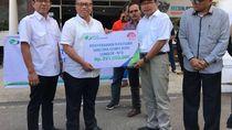 BPJS TK Santuni Korban Gempa Lombok yang Tewas Saat Bekerja