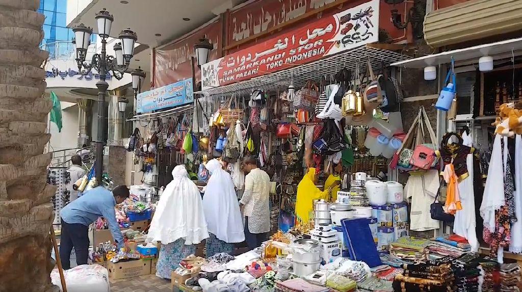 Toko Indonesia Menjamur di Kota Mekkah