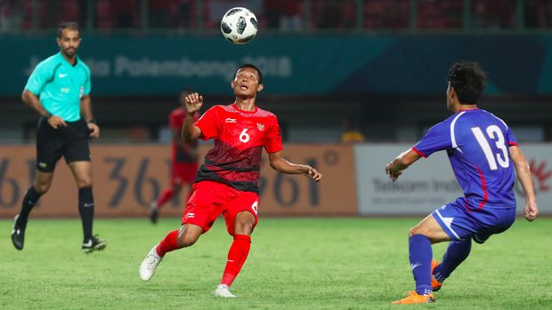 LIVE REPORT: Myanmar vs Timnas Indonesia