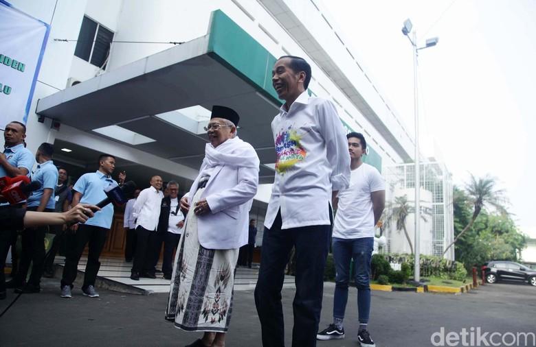 Mahfud Md Menolak, Siapa Ketua Timses Jokowi-Maruf?