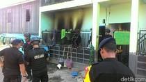 Video: Ledakan Rusak Tempat Kos di Makassar, 1 Orang Terluka