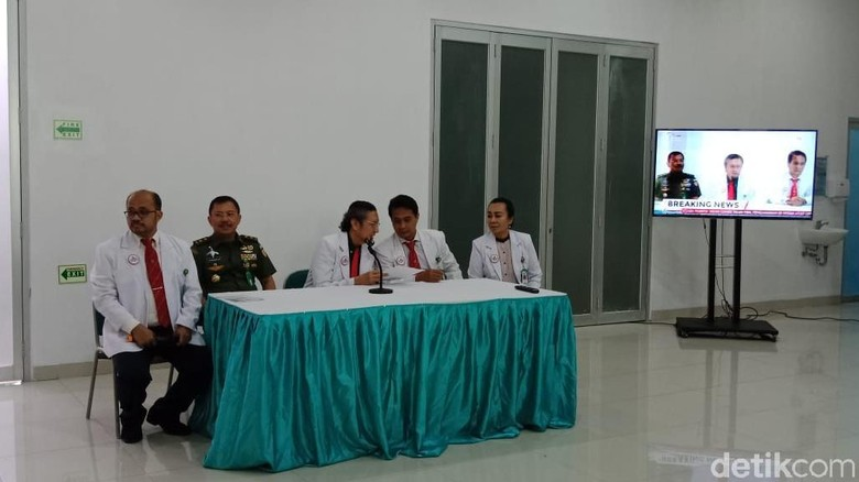 IDI: Jokowi-Maruf Jalani Tes Kesehatan hingga 12 Jam