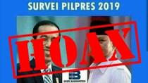 Ramai Meme Prabowo Menang di Survei, Indo Barometer: Hoax!