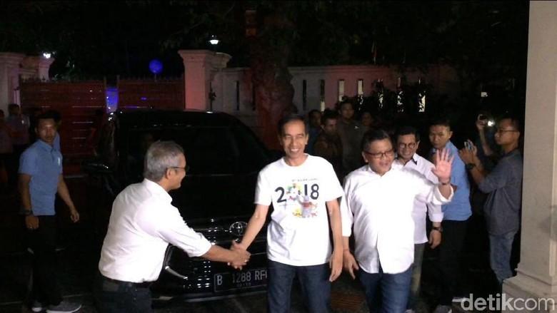 Posko Cemara Resmi Jadi Media Center Jokowi-Ma'ruf