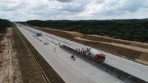 Konstruksi Tol Pertama di Kalimantan 64%, Bisa Dipakai 2019