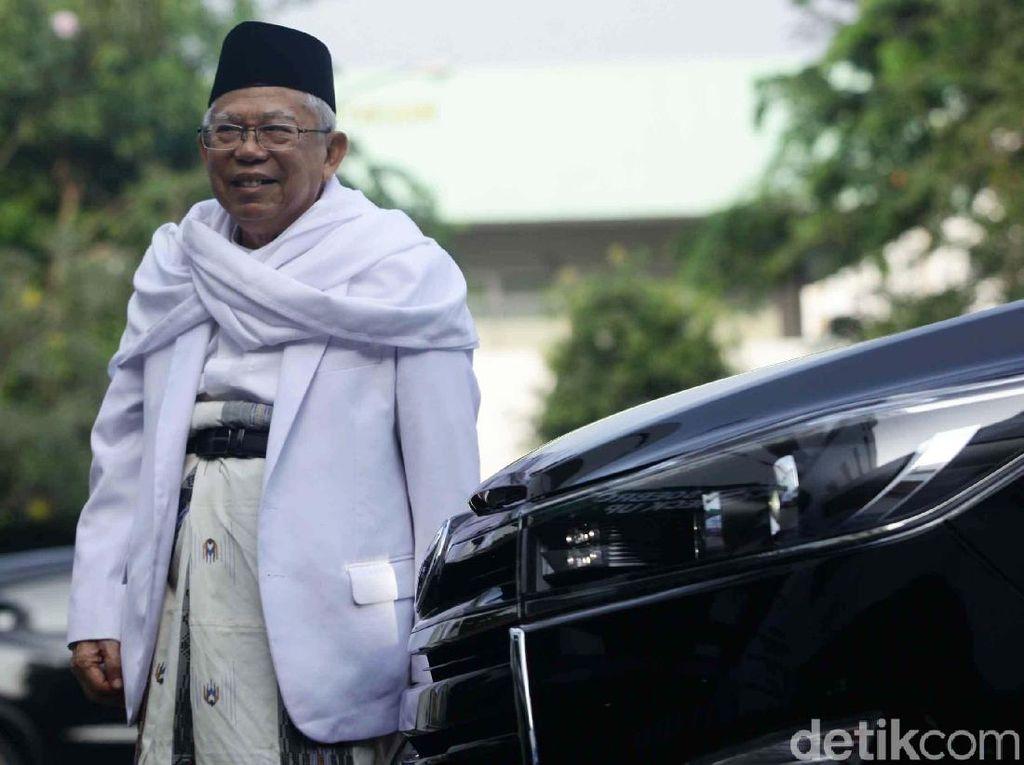 Gaet Pemilih Pemula, Kubu Jokowi Siap Milenialkan Maruf Amin