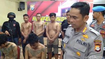 Terungkap! 6 Orang di Makassar Dibakar Terkait Utang Kartel Narkoba
