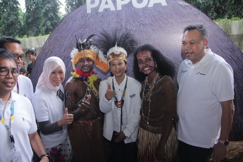 Lewat Tukar Budaya, Pertamina Ajak Milenial Cintai Indonesia