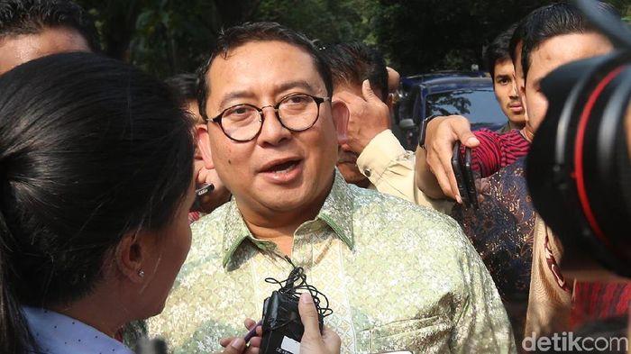 Wakil Ketua DPR Fadli Zon/Foto: Ari Saputra