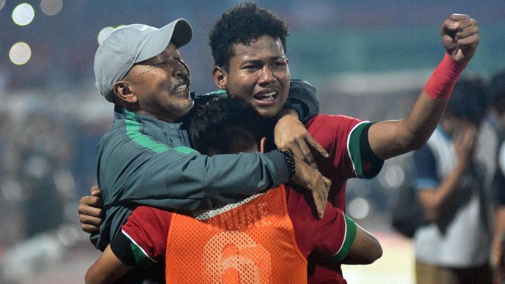 Fakhri Husaini Buka Peluang Panggil Pemain Baru untuk Piala Asia U-16