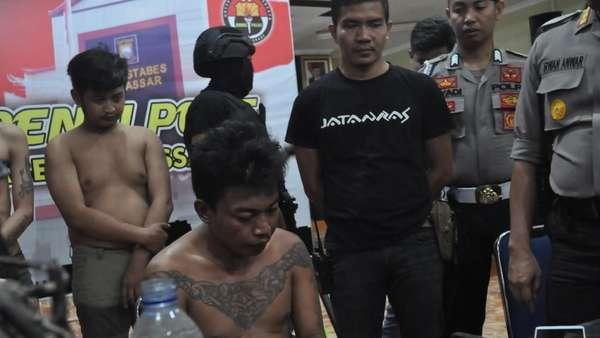 Fakta-fakta Kartel Narkoba Bakar Sekeluarga di Makassar