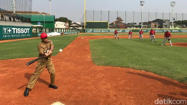 Anies Ingin Jakarta Adopsi Pola Pembinaan Olahraga di Brasil