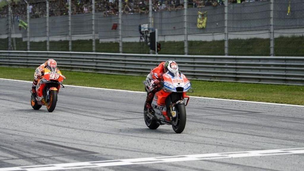 Ini yang Bikin Honda dan Ducati Sama-sama Kuat di Balapan MotoGP