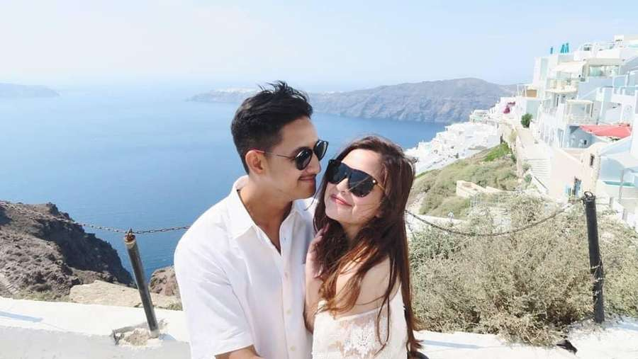Intip Kemesraan Tasya Kamila dan Randi Bachtiar yang Lagi Honeymoon