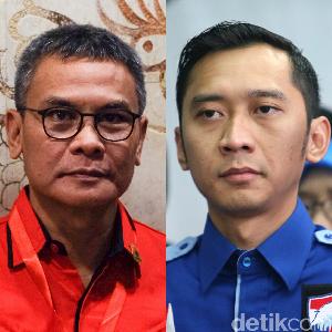 Ibas dan Johan Budi Sama-sama Nomor Urut 1 di Dapil Jatim VII
