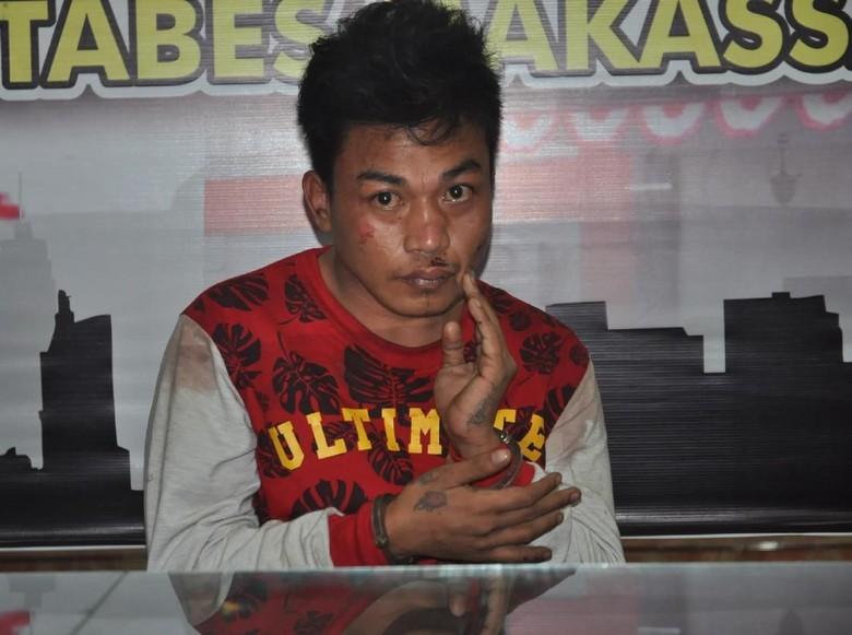 Bos Kartel Narkoba Makassar Tewas di Sel Penjara