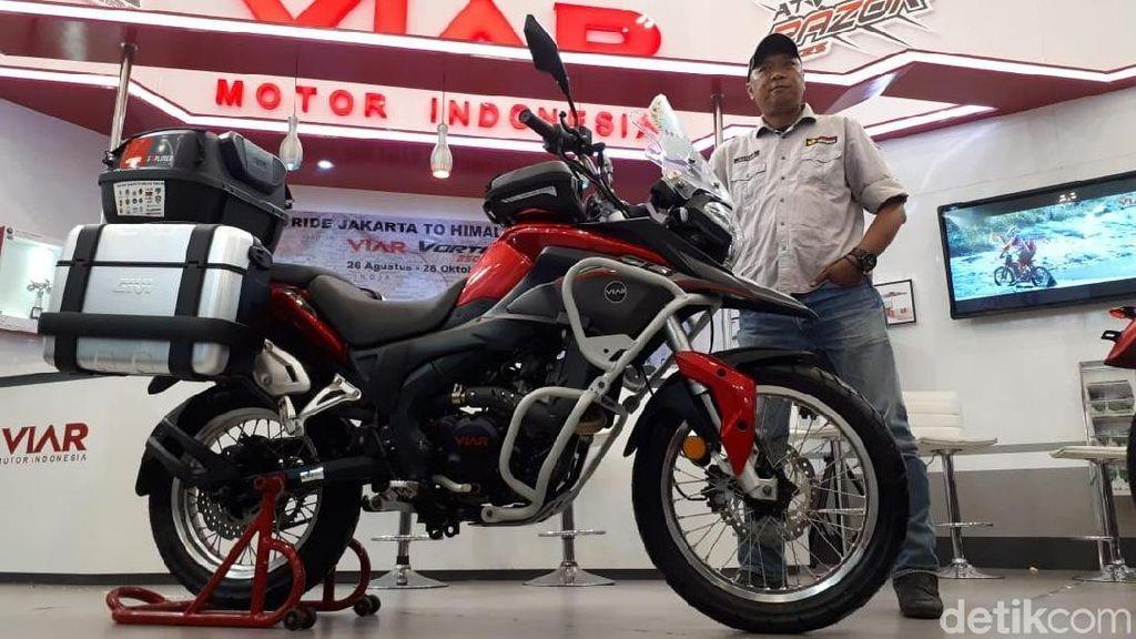 Rider Indonesia Siap Arungi Jakarta-Himalaya
