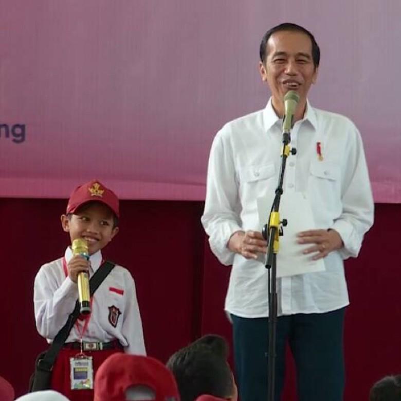 Jokowi Ingin MPR dan BPIP Mereaktualisasi Pancasila