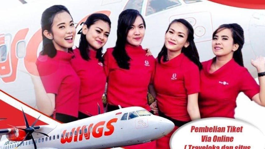 Wings Air Buka Rute Batam-Letung, Perjalanan ke Anambas Hanya 1 Jam