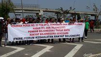 Warga Bojonegoro Demo Exxon, Tuntut CSR dan Perekrutan Tenaga Kerja