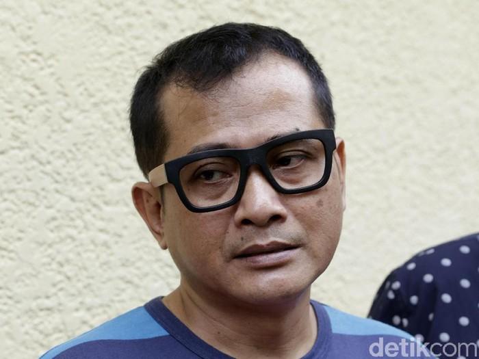 Farid Aja saat ditemui di Polres Metro Jakarta Barat.