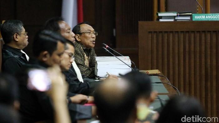 Sidang PK Jero Wacik/Foto: Ari Saputra