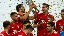 Bayern Juara, Trofi yang Berarti Penting Bagi Mats Hummels Cs
