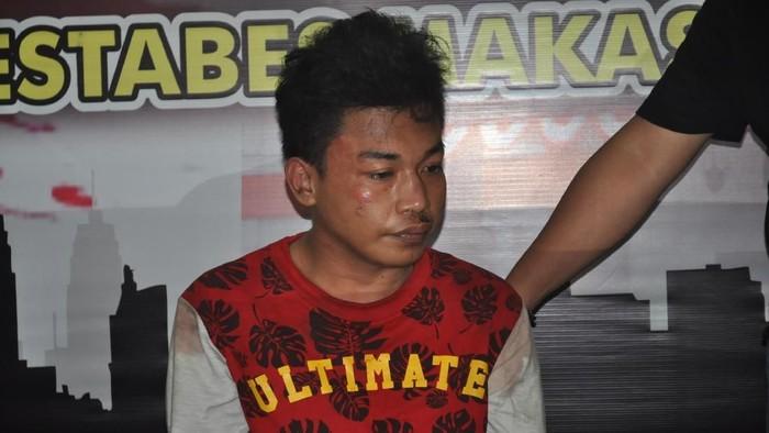 Bos kartel narkoba Makassar Daeng Ampuh. Foto: Daeng Ampuh (topik/detikcom)