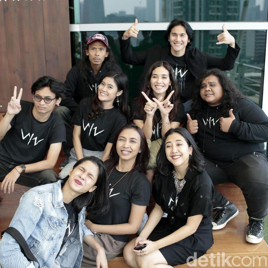 Ruth Marini Rela Diikat untuk Lawan Rasa Takut di Wiro Sableng