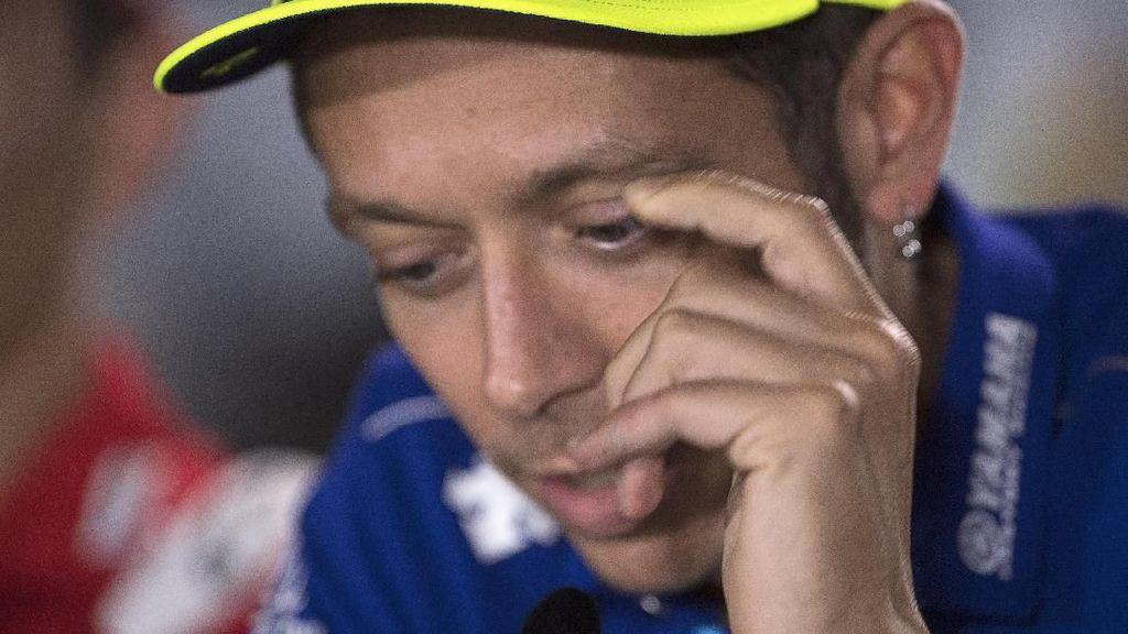 Rossi: Yamaha Tak Perlu Minta Maaf, Benahi Saja Motornya