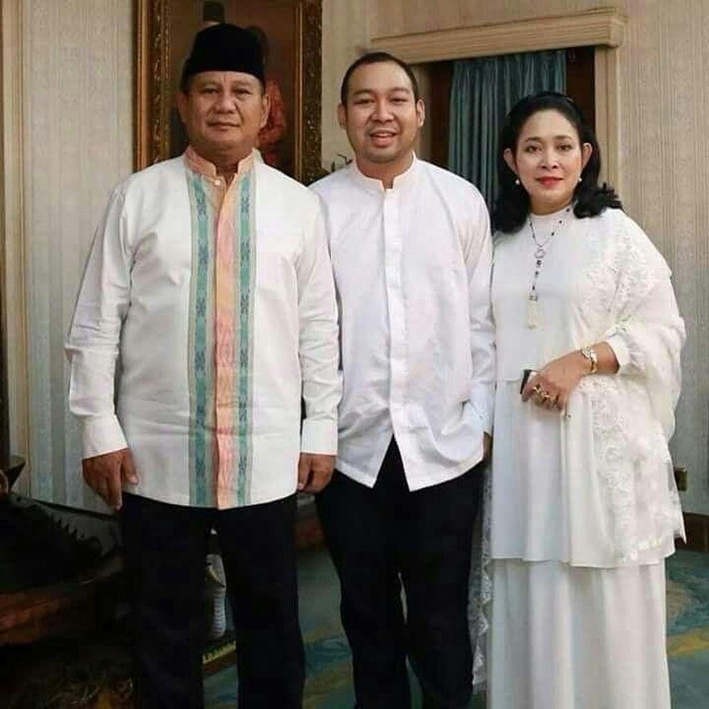 Komentar Prabowo Soal Didit Hediprasetyo Datang ke Pesta Ultah Paris Hilton
