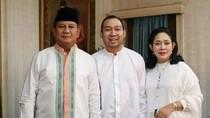 6 Fakta Didit Hediprasetyo, Putra Prabowo yang Hadir di Pelantikan Menteri