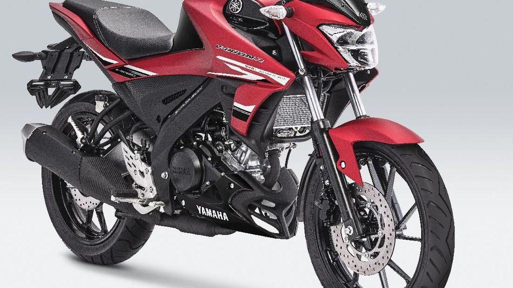 Yamaha Vixion Punya Warna Baru