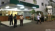 Begini Suasana di RSPAD Jelang Tes Kesehatan Prabowo-Sandiaga