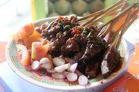 Mantap! 5 Tempat Makan Ini Punya Sate Kambing Muda yang Maknyus