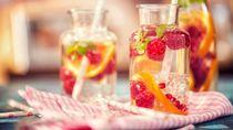 7 Rekomendasi Resep Infused Water untuk Menurunkan Berat Badan