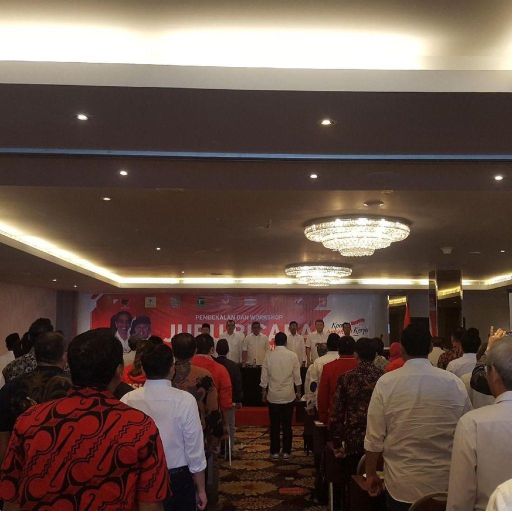Menggodok Corong Jokowi-Maruf dalam Pilpres 2019