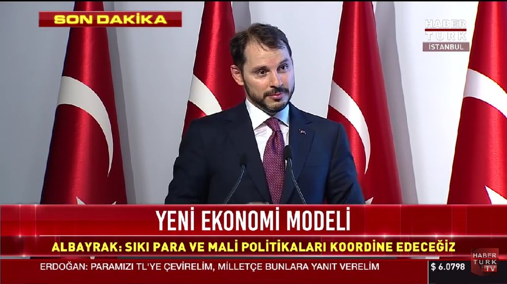 Krisis Ekonomi, Turki Tak Mau Minta Bantuan IMF