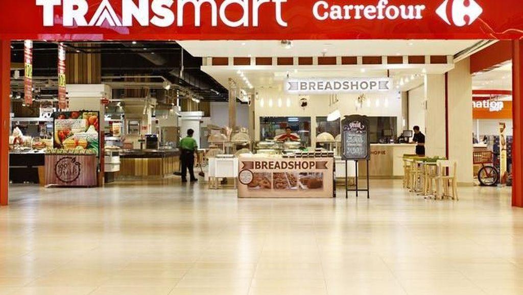 Ini Promo Belanja Beli 1 Gratis 1 di Transmart Carrefour