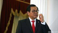 Menteri Kabinet Kerja Jadi Timses Jokowi, Istana: Mereka Tak Orasi