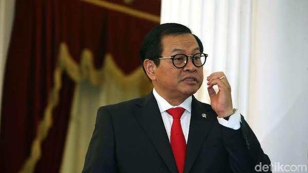 Dahnil Seret Jokowi ke Kasus Dana Kemah, Ini Respons Seskab