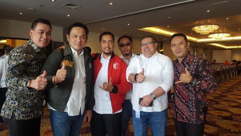 Farhat Abbas hingga Razman di 100 Jubir Jokowi, Ini Kata PDIP