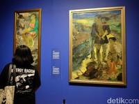 Mengenang Ciputra, Kolektor Seni Terbanyak Lukisan Hendra Gunawan