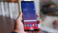Pemesanan Awal Galaxy Note 9 Ludes dalam Dua Hari