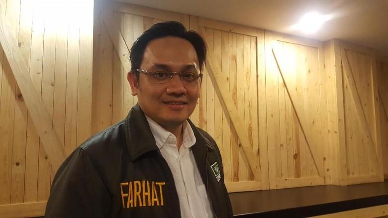 Gerindra: Farhat Abbas Main SARA