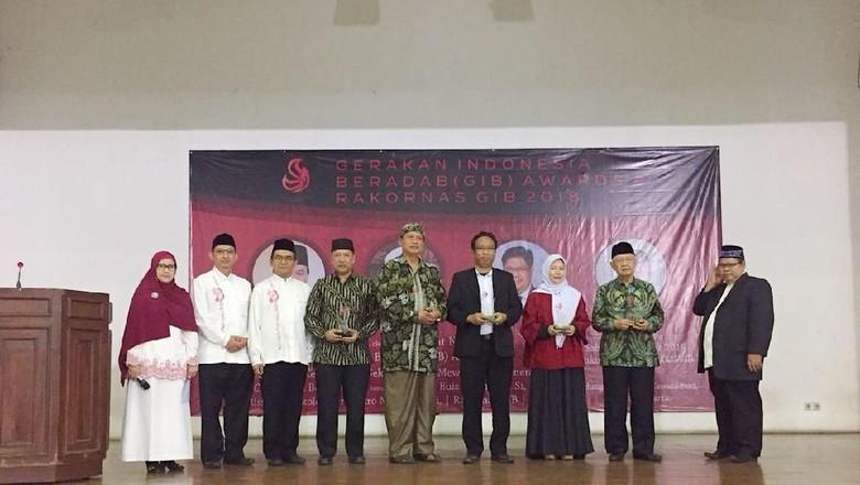 ACT Raih Penghargaan Peradaban GIB Awards 2018