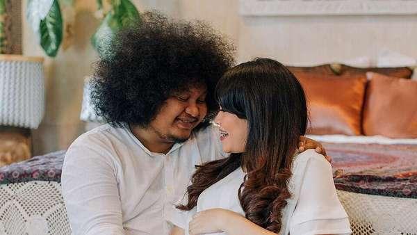 Lucunya Babe Cabita dan Istri saat Lakukan Maternity